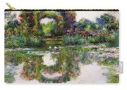 Flowering Arches, Giverny Carry-all Pouch