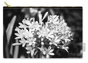 Flowering Blue African Lily Of The Nile Carry-all Pouch