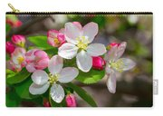 Flowering Cherry Tree Blossoms Carry-all Pouch