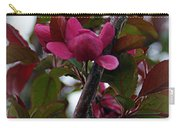 Flowering Crabapple Carry-all Pouch