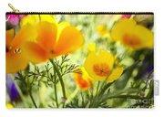 Flowering Garden Carry-all Pouch