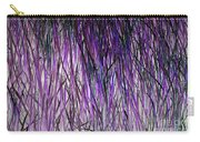 Flowering Grass Of The Future Carry-all Pouch
