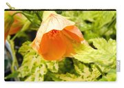 Flowering Maple Carry-all Pouch
