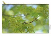 Flowering Maple Tree Carry-all Pouch