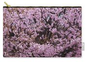 Flowering Pink In Spring Carry-all Pouch