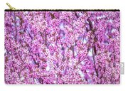Flowering Plum Blossoms. Carry-all Pouch