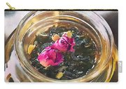 Flowering Tea  Carry-all Pouch