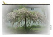 Flowering Tree By Earl's Photography Carry-all Pouch