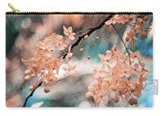 Flowering Tree. Nature In Alien Skin Carry-all Pouch
