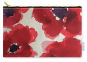 Poppy Happiness Carry-all Pouch