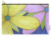 Flowers-5 Carry-all Pouch