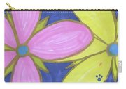 Flowers-9 Carry-all Pouch