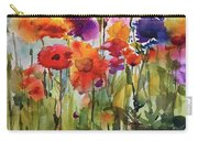 Wildflower Trail Carry-all Pouch