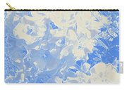 Flowers Abstract 2 Carry-all Pouch