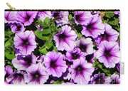 Flowers Alaska July  Carry-all Pouch