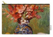 Flowers And Fruit 1889 Carry-all Pouch