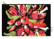 Flowers, Art Collage Carry-all Pouch