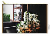Flowers At Chenonceau Carry-all Pouch