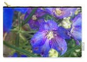 Flowers Blooming Carry-all Pouch