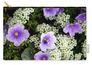 Flowers Etc Carry-all Pouch