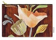Flowers For Catherine Carry-all Pouch