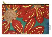 Flowers For M Carry-all Pouch