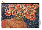 Flowers For Mary Carry-all Pouch