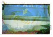 Flowers For Paris Carry-all Pouch