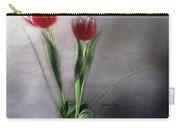 Flowers In Light Carry-all Pouch
