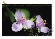 Flowers In Natural Light Carry-all Pouch