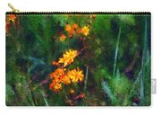 Flowers In The Woods At The Haciendia Carry-all Pouch