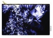 Flowers In Velvety Tones Carry-all Pouch