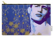 Flowers Of Lindsay Kemp Carry-all Pouch