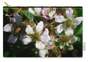 Flowers Of Berries Carry-all Pouch