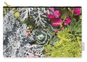 Flowers Of Boca II Carry-all Pouch