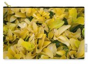 Flowers Of Domitilla Carry-all Pouch