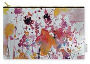 Flowers Of Field Carry-all Pouch