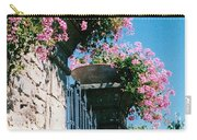 Flowers Of Panzano Photograph Carry-all Pouch