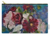 Flowers Of Remembrance Carry-all Pouch