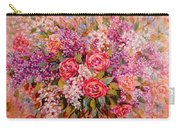 Flowers Of Romance Carry-all Pouch