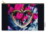 Flowers Of The Heart Carry-all Pouch