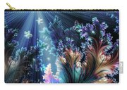 Flowers Of The Sea Carry-all Pouch