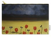 Flowers On Arran Carry-all Pouch