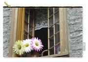 Flowers On The Sill Carry-all Pouch