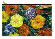 Flowers Painting #191 Carry-all Pouch