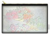 Flowers Painting  Carry-all Pouch