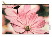 Flowers - Retro Cosmos Carry-all Pouch
