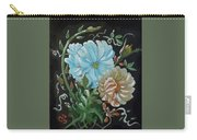 Flowers Surreal Carry-all Pouch