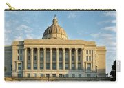 Flowers To The Capital Carry-all Pouch