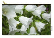 Flowers With Droplets 1 Carry-all Pouch
